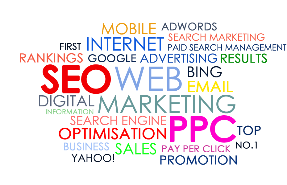 SEO Optimisation PPC Pay Per Click words